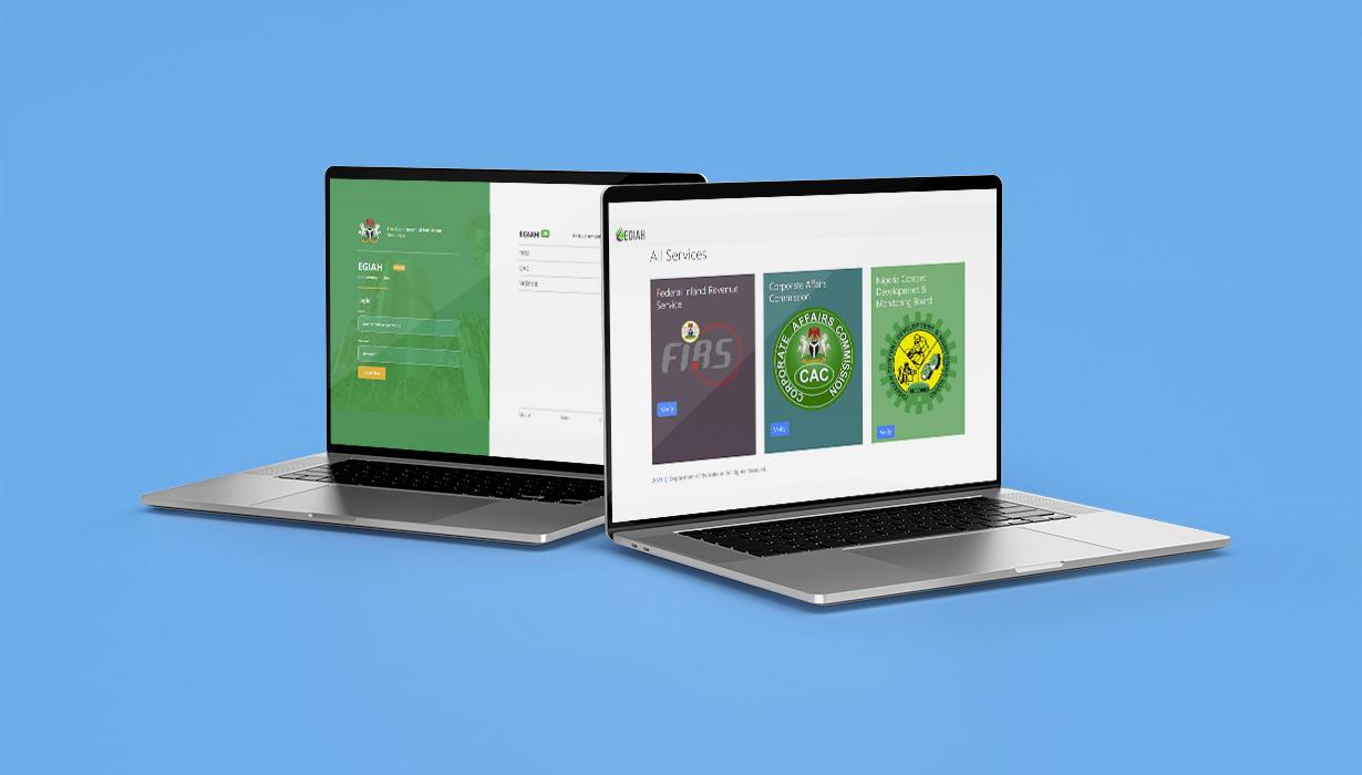 EGIAH webview